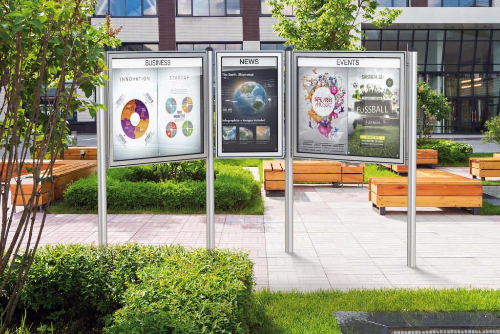 Informations- und Displaysysteme